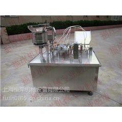 供应上海厂家 供应 10-20ML 中速 口服液灌装轧盖机