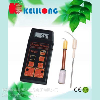 KL-013 便携式高精度酸度计ORP计