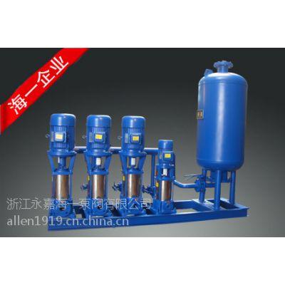 供应FQL型全自动消防稳压供水设备