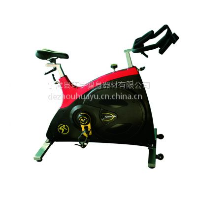 山东宁津【环宇】健身单车 按压式手刹设计 直立式安全可靠 适合家庭商用