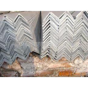 供应各种规格角铁、热镀锌角钢、有孔角铁