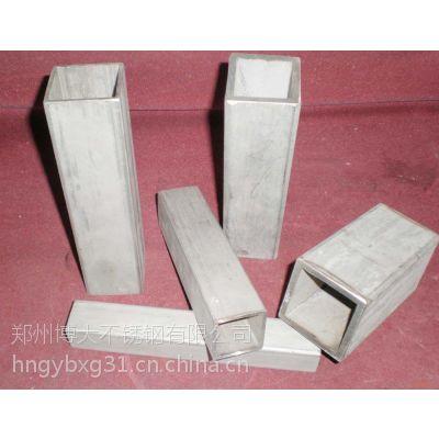 郑州304材质工业无缝不锈钢方管