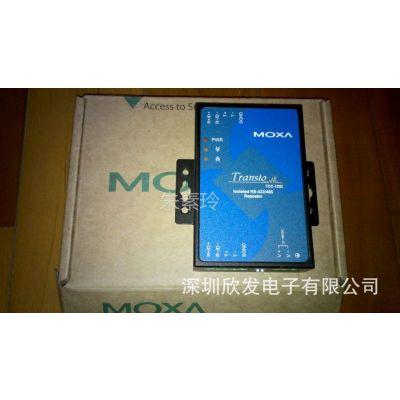 供应MOXA TCC-120I  中继器