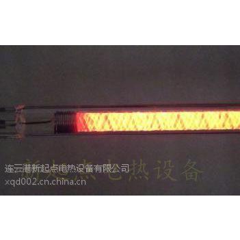红外线石英电热管的能量发射方式是以远红外辐射为主