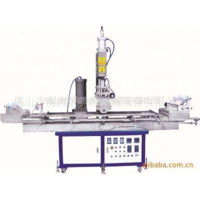 供应WE700-2830胶辊式加大平面烫金热转印机