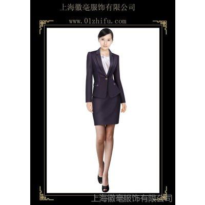 供应新款白领文员服装 男女职业套装 办公室工作服 韩版女式职业装