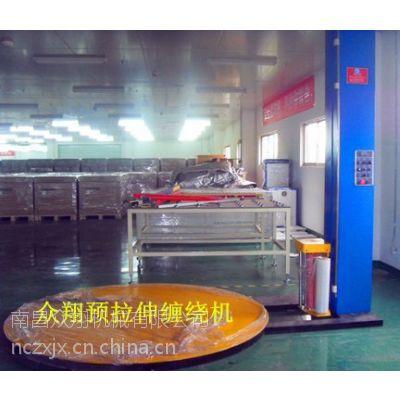 江西南昌供应众翔TP1650型缠绕机 纺织化纤缠绕机 耐火材料 玻璃瓶缠绕机