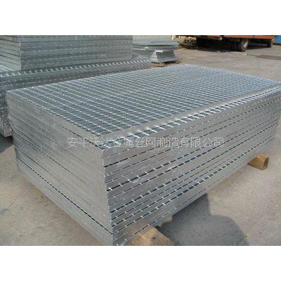 供应热镀锌钢格板安平沃达制造