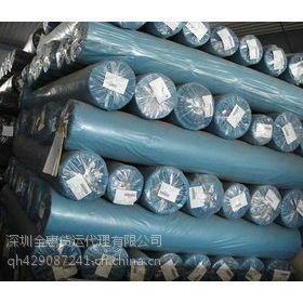 服装原料布料钮扣从香港到国内货运物流公司