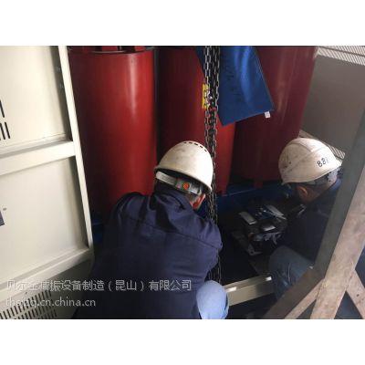 湖北咸宁小区安置房配电安装变压器弹簧减振器MA型号贝尔金