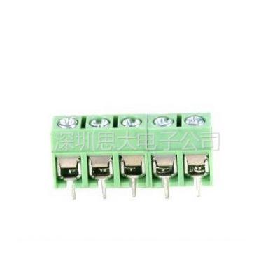 供应高正DEGSON螺钉式PCB接线端子DG350端子台