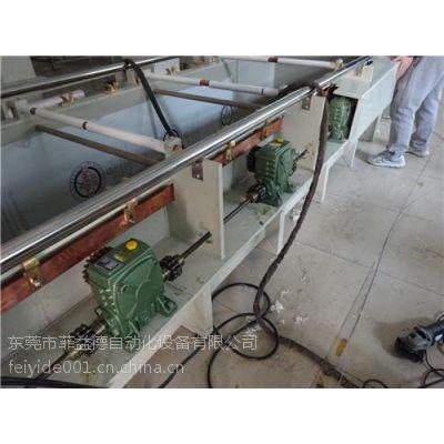 单臂式滚镀生产线设备|滚镀生产线|菲益德电镀设备