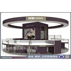 广州鼎贵 珠宝展柜设计 木制珠宝展柜 JS-04