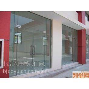通州区安装钢化玻璃门15510107238