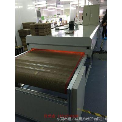 湖南丝印烘烤线 佳兴成设计制造丝印节能环保隧道炉