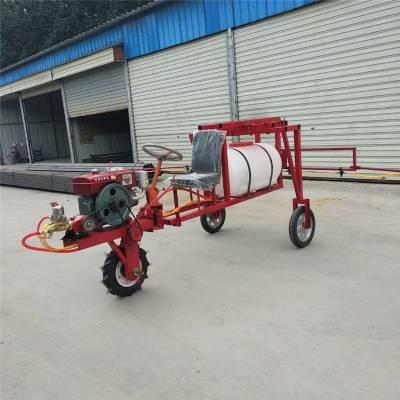 江苏省玉米小麦高杆宽幅打药车 富兴牌柴油高压打药机厂家价格