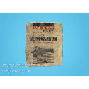 辽宁沈阳瓷砖粘结剂如何选择厂家?批发与零售价格
