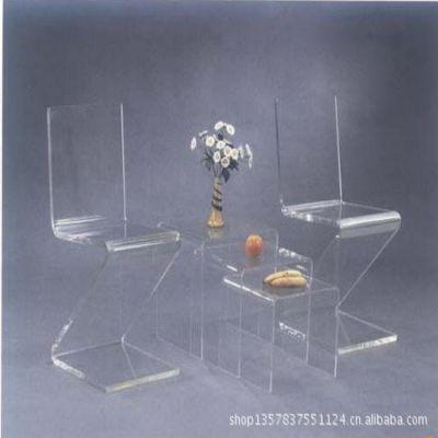 供应供应亚克力家具|水晶亚克力椅子