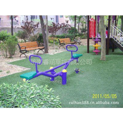 供应学校、幼儿园活动场地及配套设施人造草坪、高档优质