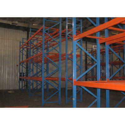 供应天津货架厂仓储货架 超市货架 钛合金展柜 阁楼货架 贯通货架
