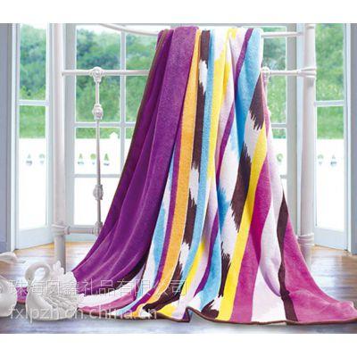 16年秋冬礼品毛毯 ,新品毛毯定做,员工福利,珠海毛毯 批发