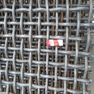 旺来养殖轧花网 筛网轧花网 不锈钢过滤网片