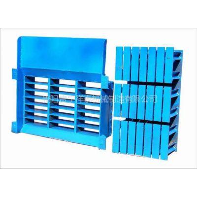 供应贵阳贵宁祥泰该砌块机模具具有抗震,耐磨,制作成品尺寸精准。