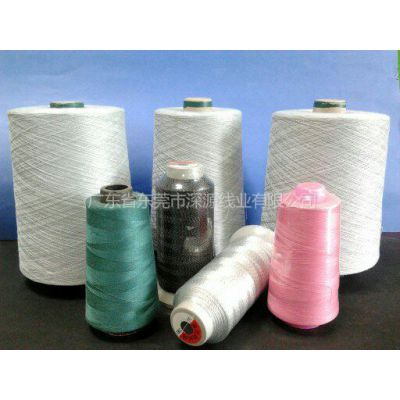 供应涤棉导电纱、涤纶手套导电纱、触摸屏导电纱、导电缝纫线