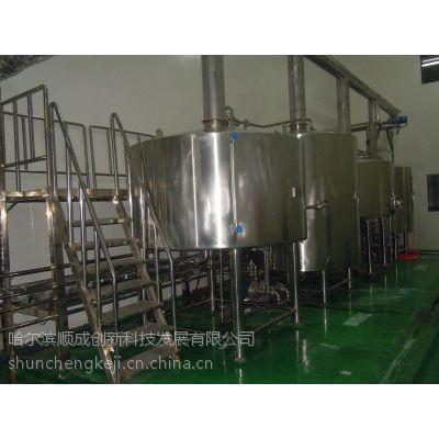 供应格瓦斯饮料生产设备 俄罗斯工艺自酿格瓦斯设备