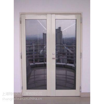 大玻璃防火门A类 防火玻璃门厂家 上海