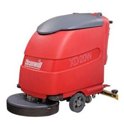 供应上海松江区新建工厂厂房用洗地机 克力威全自动洗地机XD20W特价促销