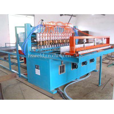 供应陕煤集团用钢筋焊网机排焊机GWC-1250F