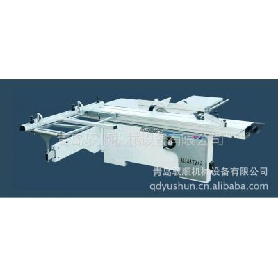 供应驭顺木工机械  45°精密裁板锯 MJ6128TZG  裁板机 推台锯