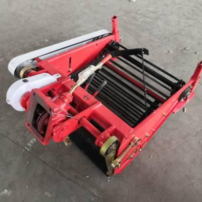 收获机价格 土豆专用收获机价格 富民机械