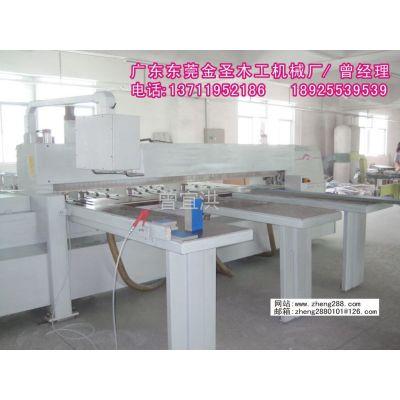 供应裁板机,热压机,50T冷压机,全进口电脑裁板锯,二手木工机械