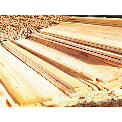 供应满洲里俄罗斯樟松自然宽板材
