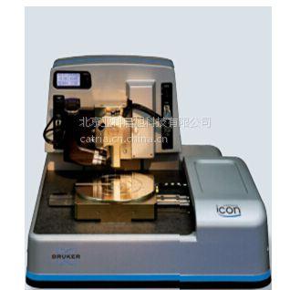 美国布鲁克Bruker原子力显微镜-亚埃级和XY轴埃级 低噪音值和漂移量 高精确测量