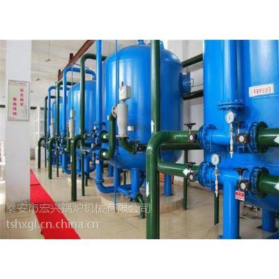 机械过滤器,宏兴锅炉机械,泰安机械过滤器厂家