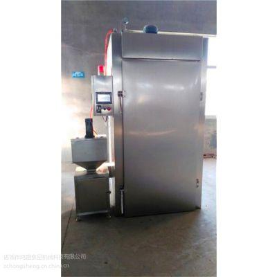 鸿盛食品机械、台湾烤肠烟熏炉厂家、台湾烤肠烟熏炉