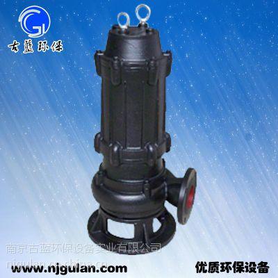 污水处理设备 AF型双绞刀泵 质量三包