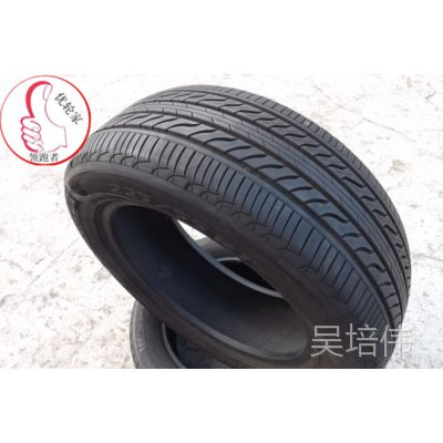 上海二手轮胎批发市场 吴培伟  米其林225/55R17 LC花纹