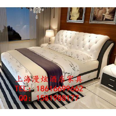 豪华欧式恒温水床 方形欧式情趣床 酒店水床价格 主题酒店宾馆情趣家具