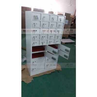 北京丰台酒店前厅总台铁板贵重物品寄存柜生产厂家