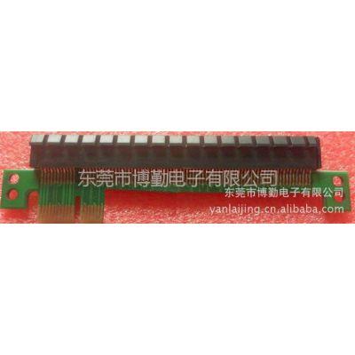 供应PCI-E 16X 164PIN转PCI-E 1X 36PIN测试转接板  PCI-E 16X转1X