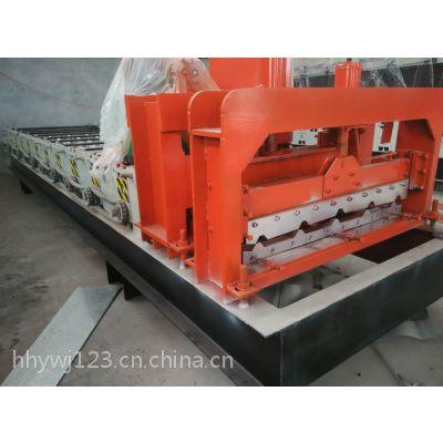 华浩压瓦机械厂维护压瓦机的几个要点