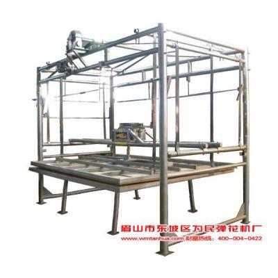 供应供应眉三WR-III揉机 千层无网棉被专用揉棉机 磨盘机 13404062663
