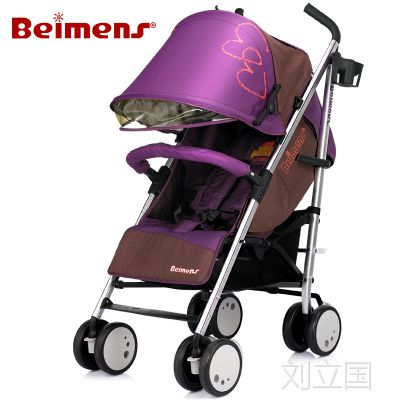 贝蒙师婴儿车婴儿推车轻便折叠伞车儿童宝宝手推车婴幼儿推车可躺