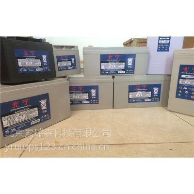 德国北宁蓄电池DFS100/2V进口价格