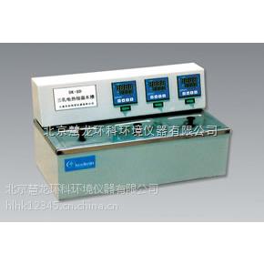 上海齐欣 DK-8D三孔电热恒温水槽