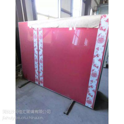 专业橱柜烤漆玻璃 橱柜门板玻璃 玻璃批量淋漆 高质高效无味
